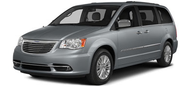 2016 Chrysler Town & Country in Ventura